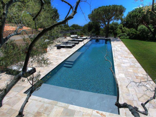 Catégorie piscine bien-être et sportive - Trophée d'Argent - Diffazur Piscines