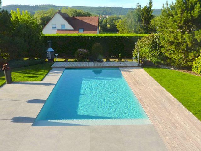 Catégorie Rénovation de piscine - Trophée d'Argent - Esprit Piscine