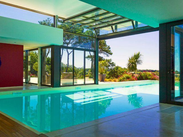 Catégorie piscine intérieure - Trophée d'Or - Esprit Piscine
