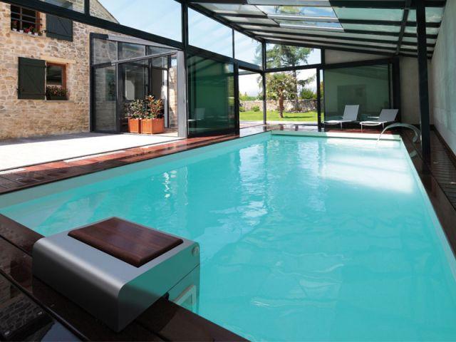 Catégorie piscine intérieure - Trophée d'Argent - Piscinelle
