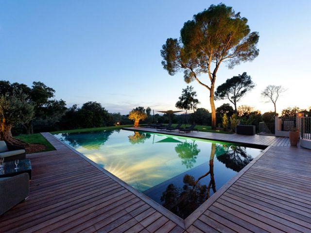 Catégorie piscine de nuit - Trophée d'Argent - Esprit Piscine