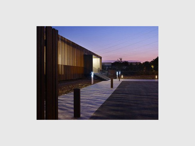 1 palmar s pour l 39 architecture contemporaine fran aise. Black Bedroom Furniture Sets. Home Design Ideas