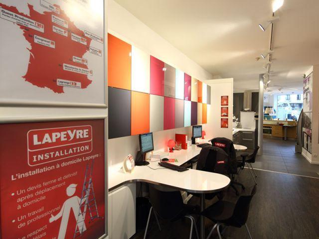 Espaces projets - Lapeyre Châtelet
