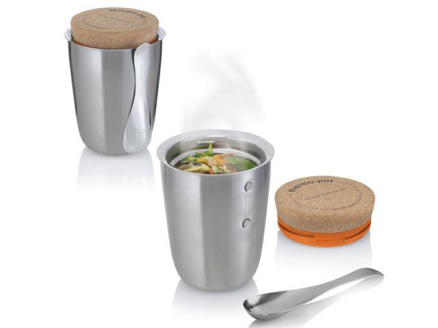 Transporter sa soupe de légumes - Soupe de légumes