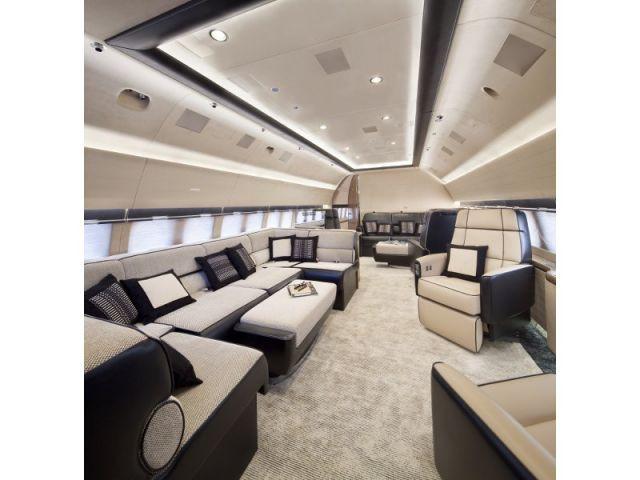 Studio Alberto Pinto - BOEING 737 BBJ