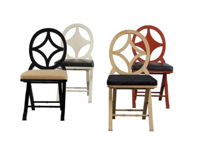 Studio Alberto Pinto - chaises Maidera 2012