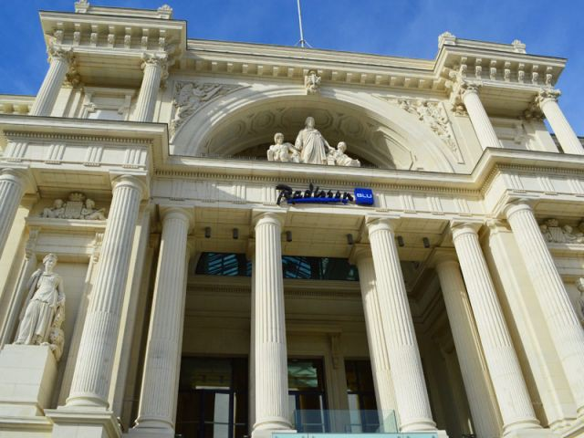 Désacraliser le palais de justice - Hôtel Radisson Blu Nantes