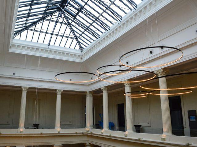 Coursives de l'ancien Palais - Hôtel Radisson Blu Nantes
