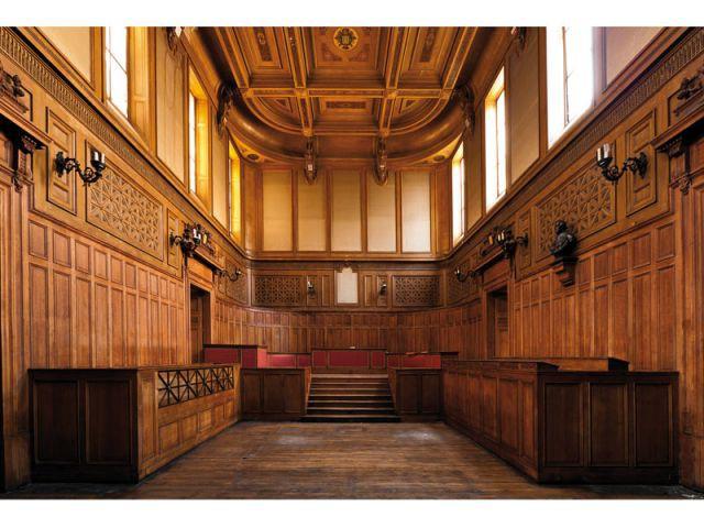 Cour d'assises - Avant - Hôtel Radisson Blu Nantes