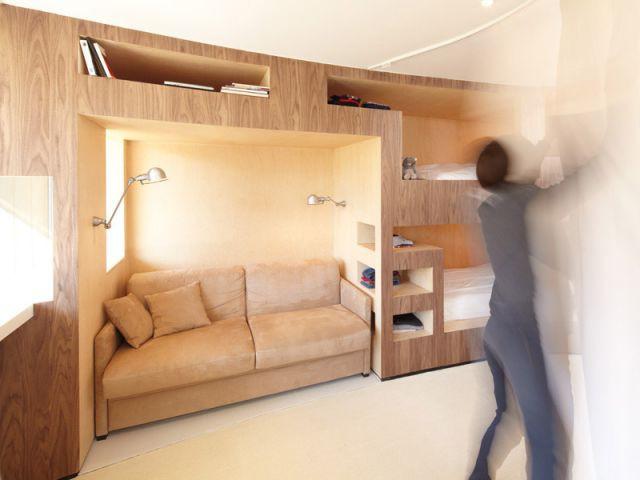 Habiter dans un meuble - Meuble un petit appartement ...