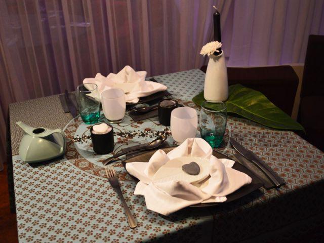 Une table d'amoureux - Grand prix des arts de la table 2012
