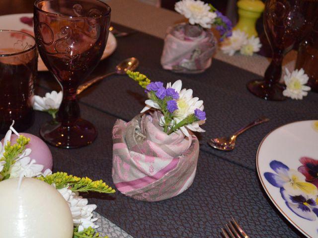 Une table inspirée par le jardin - Grand prix des arts de la table 2012