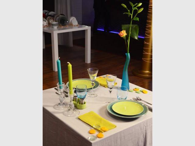 "Une table ""métissée"" - Grand prix des arts de la table 2012"
