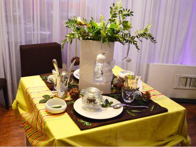 Lauréat du Grand prix des Arts de la table 2012, catégorie professionnels - Grand prix des arts de la table 2012