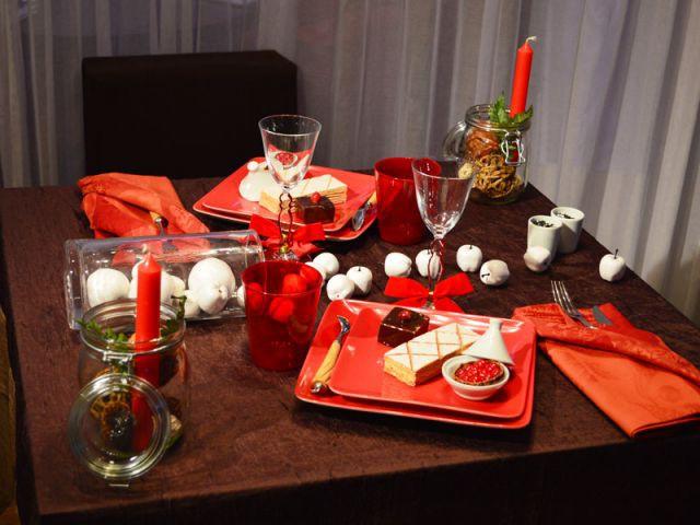 Une table pour Noël - Grand prix des arts de la table 2012