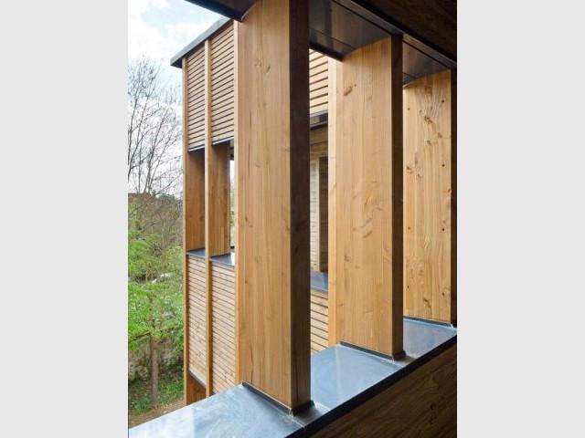Structure bois - logement bois
