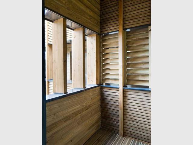Ventelles - logement bois