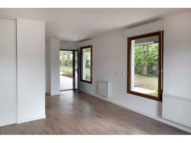 Intérieur des appartements - logement bois
