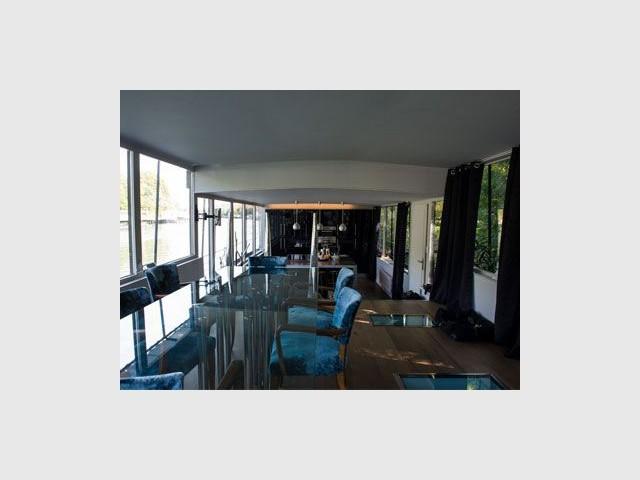 La salle à manger - Alexandre Nestora