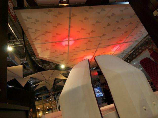Le plafond animé - HSH