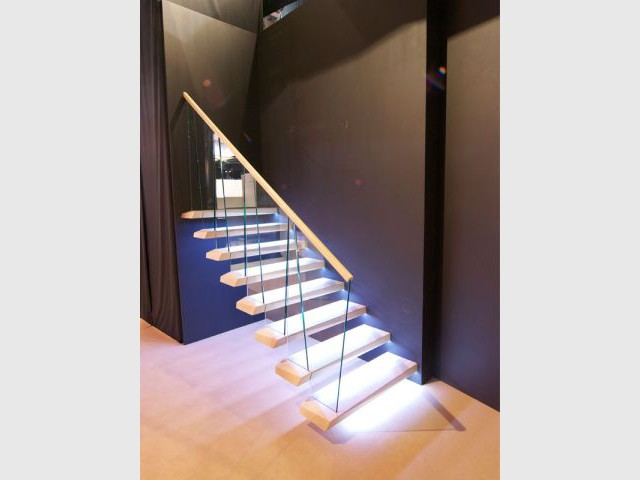 L'escalier suspendu - HSH