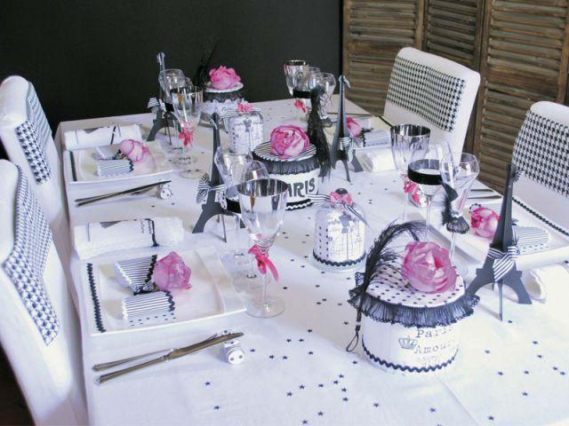 """Table """"Miss Paris"""" - Pascal Dumoutier - Editions Eyrolles"""
