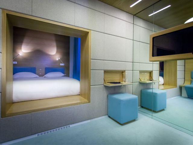 Chambre GalileO - Hôtel O