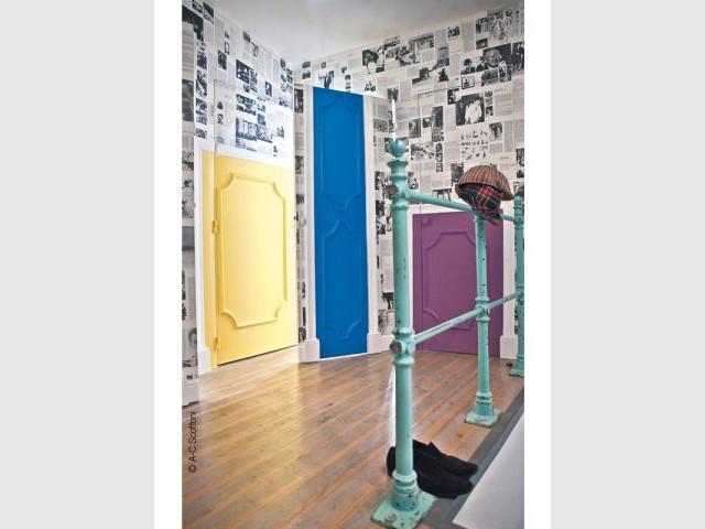 Des associations de styles uniques - Duplex Carlos Pujol