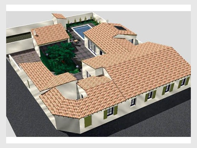 Des maisons individuelles qui allient technicit et cr ativit - Architecte pertuis ...
