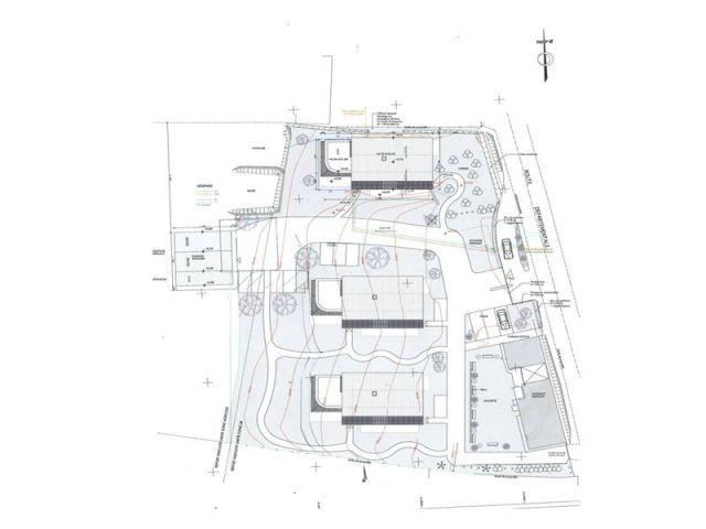 Plan masse - La Tisanerie