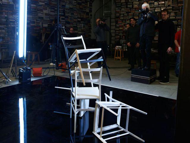 Cassina vues par Karl Lagerfeld
