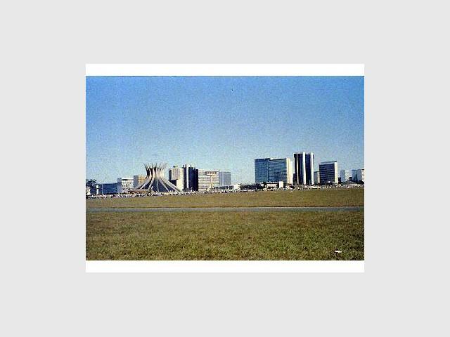 Brasilia, le paradoxe - Brasilia - Acervo do MRE