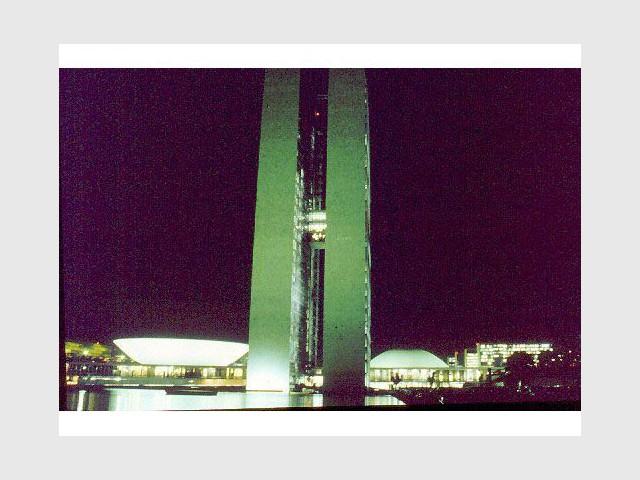 Parlement - Brasilia - Acervo do MRE