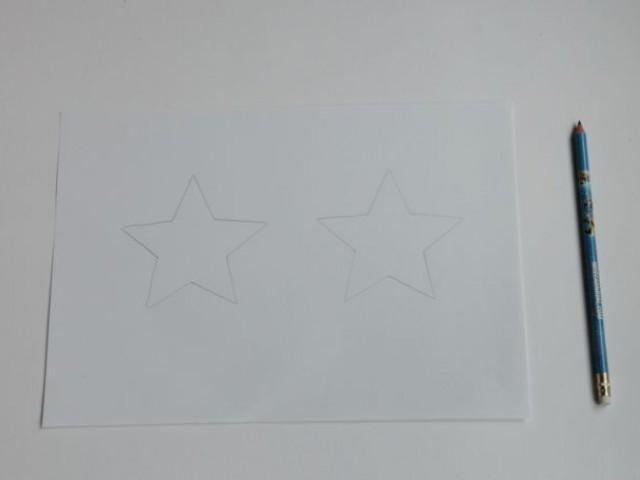 Création marque place étoiles 1/4 - CHAM/Infos, Titre & Chapô
