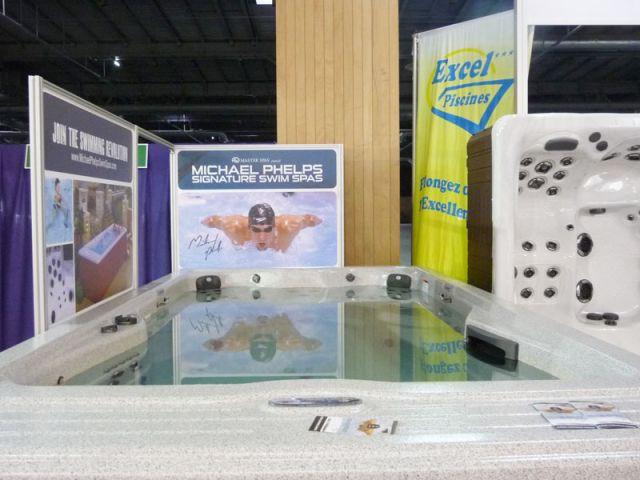 Spa Michael Phelps