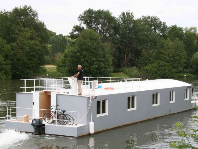 Multiples ouvertures - Loft boat