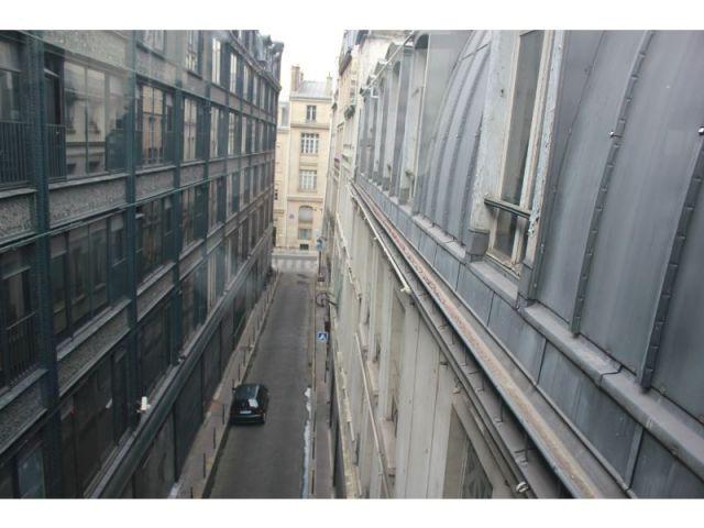 Vue des rues du 1er arrondissement de Paris  - Samaritaine visite