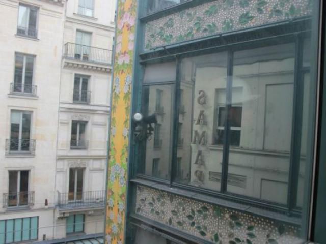 Les fresques emblématiques seront conservées - Samaritaine visite