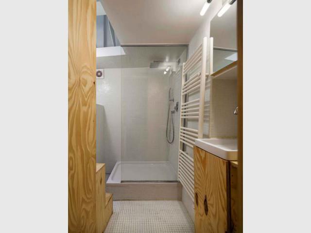 Salle de bains - Quadruplexe Paris