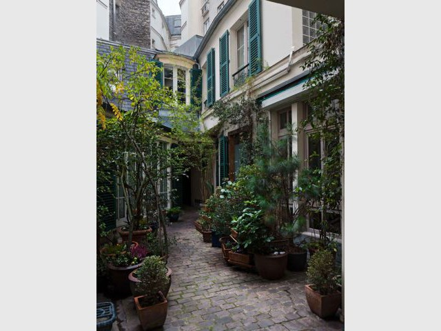 Appartement parisien - Quadruplexe Paris