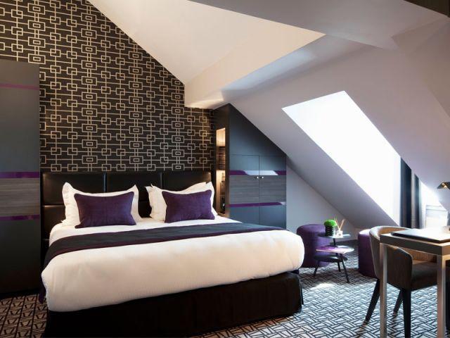 """Chambre """"Grey Pourpre"""" - Grey Hôtel"""