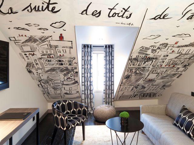 Suite artistique - Grey Hôtel