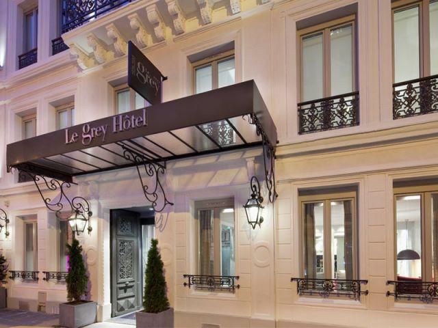 Un cadre élégant et et raffiné - Grey Hôtel
