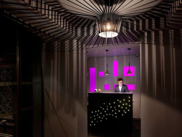 Réception intimiste - Grey Hôtel