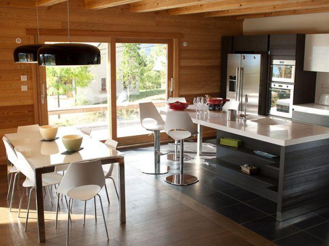 Cuisine contemporaine - Chalet Bayrou