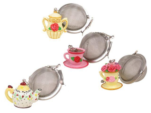 Des boules à thé so british pour le Lièvre de Mars - Alice au Pays des Merveilles