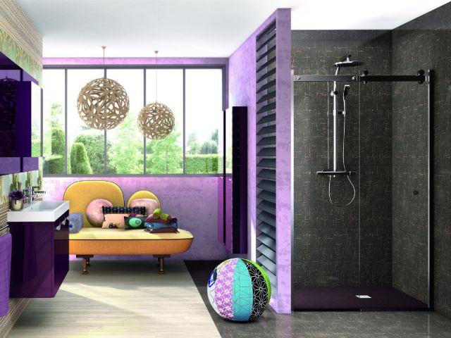Remplacer sa baignoire par une douche pour l'esthétique - Remplacer baignoire douche