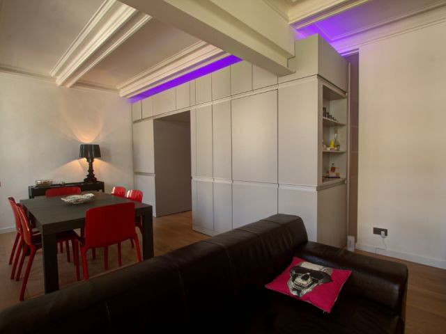 Appartement Montpellier meuble structurant
