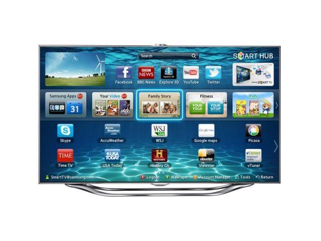Smart TV par Samsung