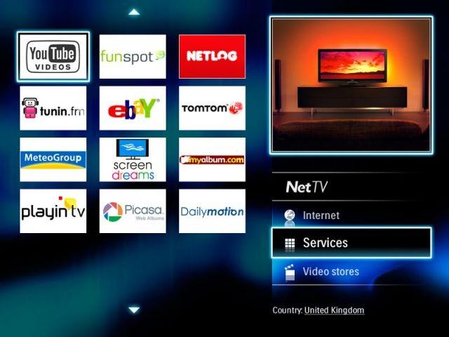 NET TV Philips